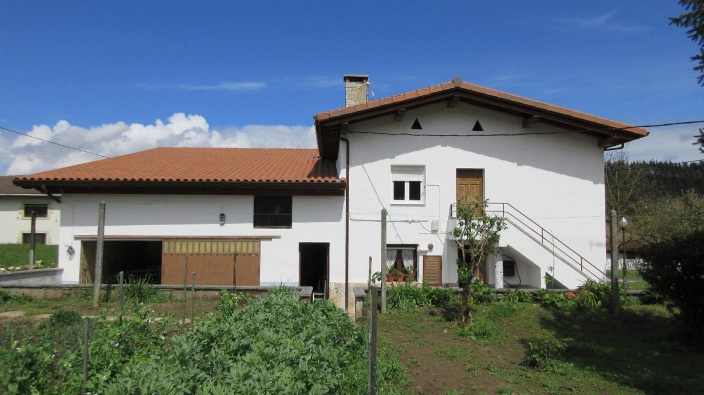 Rehabilitación de Cubierta de Caserio en Muntsarantz, Abadiño