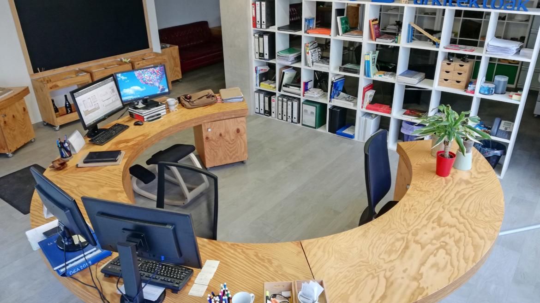 Estudio de Arquitectura en C/ Askatasun Etorbidea, Durango