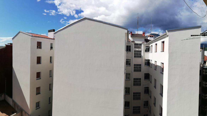 Instalación de SATE y Rehabilitación de Cubierta en C/ Maspe, Iurreta